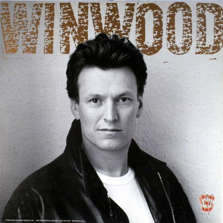 Steve Winwood Steve Winwood Artists Island Records