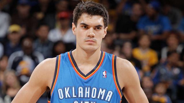Steven Adams Oklahoma City Thunder Need Steven Adams39 Development To