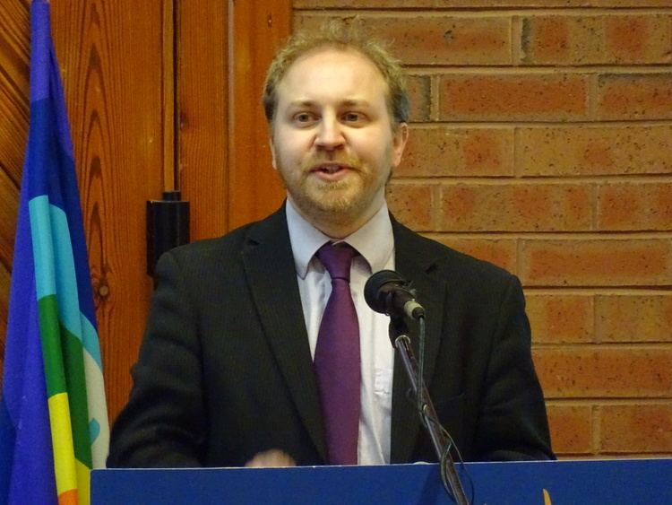 Steven Agnew to bring about an end to the waste