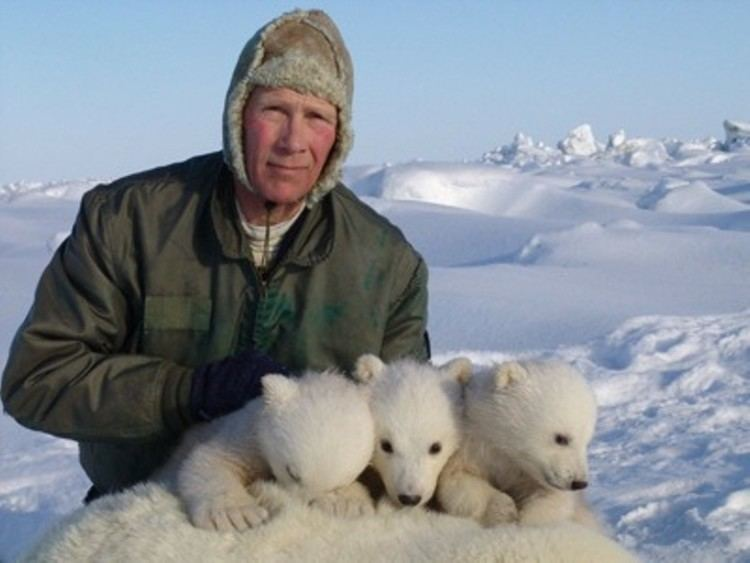 Steven Amstrup Dr Steven C Amstrup Polar Bears International eTown