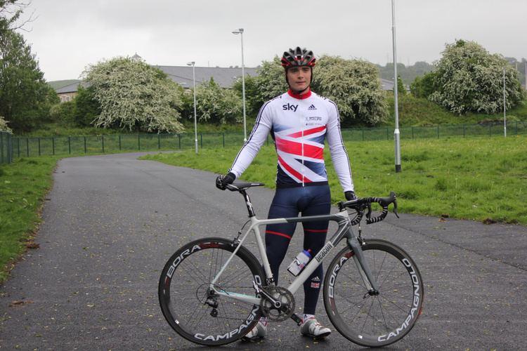 Steven Burke Steven Burke Rides The New Circuit Cycle Sport