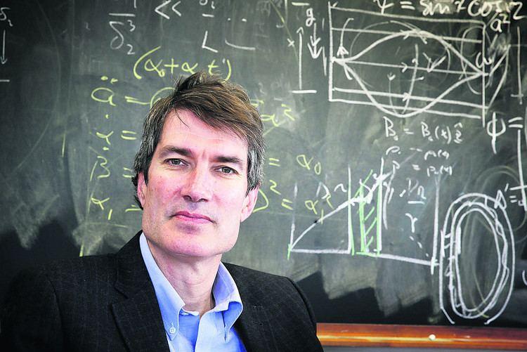 Steven Cowley Science Vale Oxford a true research phenomenon From