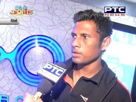 Steven Dias Indian Football Player Steven Dias Interview with Anurag Singh for