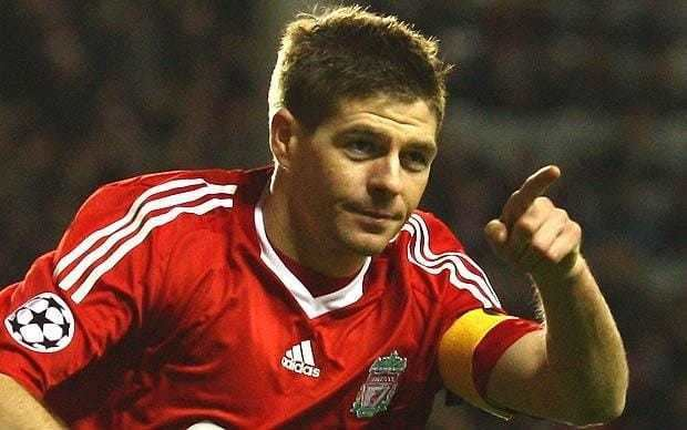 Steven Gerrard Top 10 Premier League wage earners in pictures Telegraph