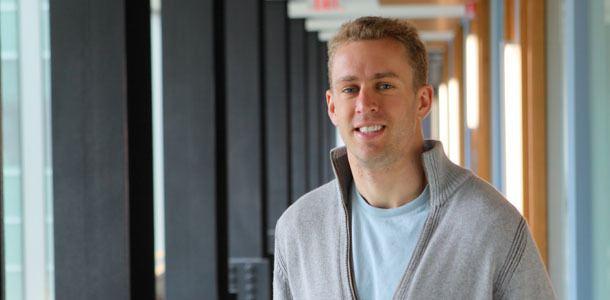 Steven Greene Graduate Student Profile Steven Greene Helps Bring Graduate