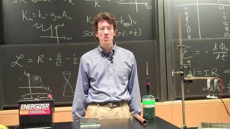 Steven Gubser Stephen S Gubser discusses his Little Book of String