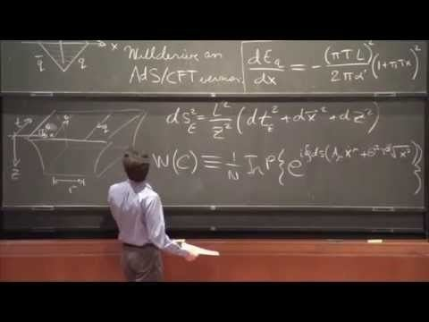 Steven Gubser Applications of String Theory I Steven Gubser PiTP 2014 YouTube