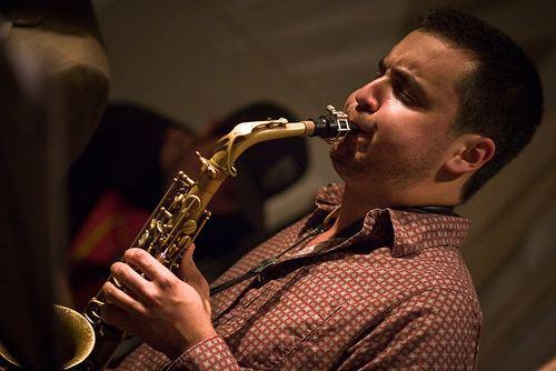 Steven Lugerner alto saxophone Fully Altered Media