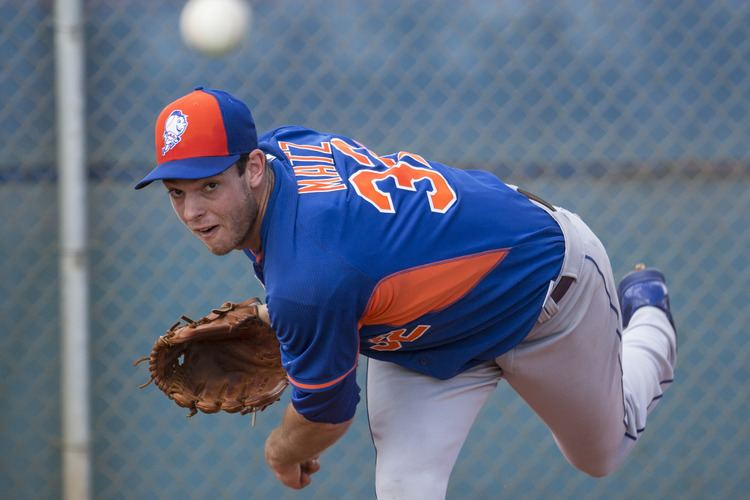 Steven Matz New York Mets39 Steven Matz Amazes Everyone with His 3for