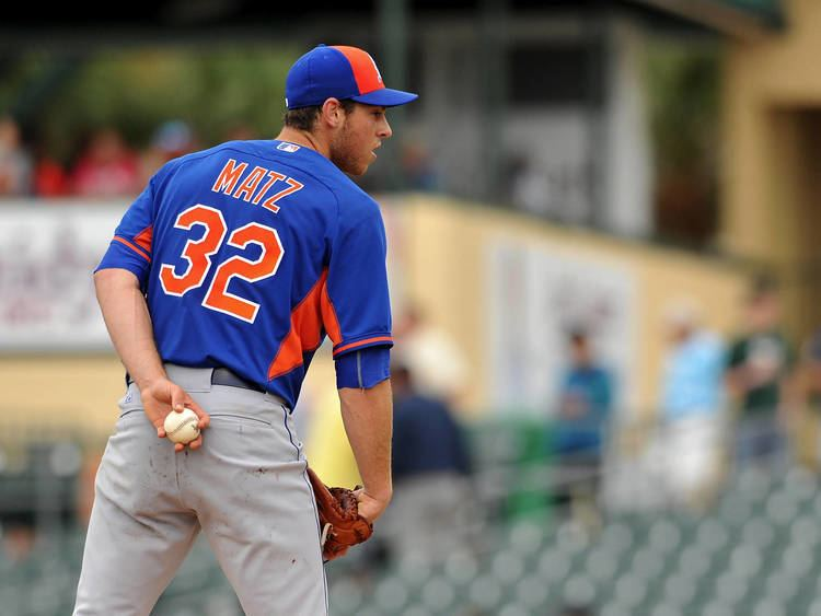 Steven Matz Innings Eaters Steven Matz to Meet the Mets Is He
