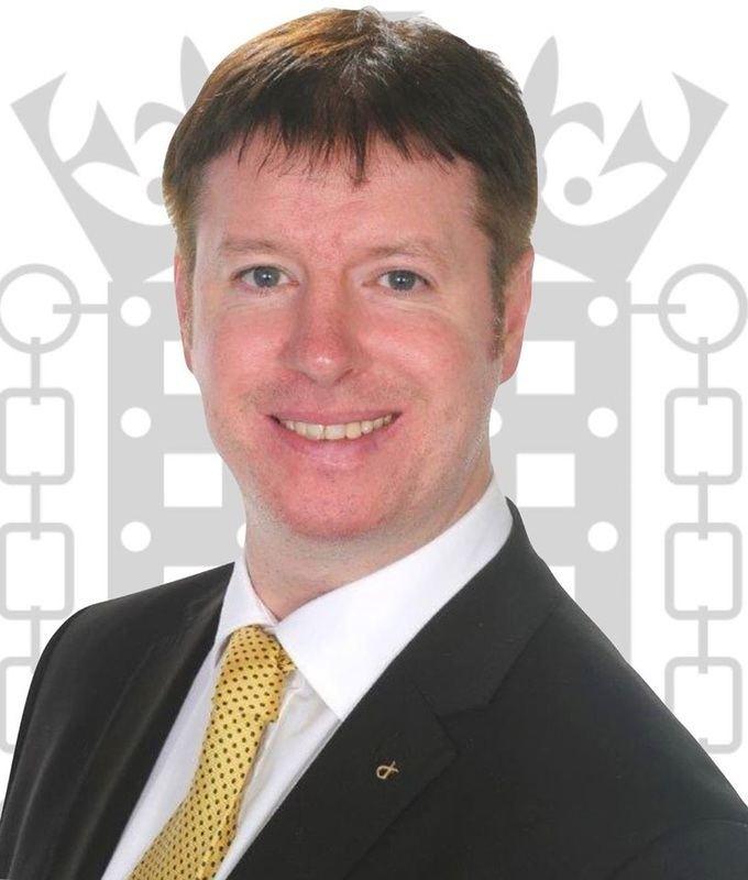 Steven Paterson Paterson MP for Stirling