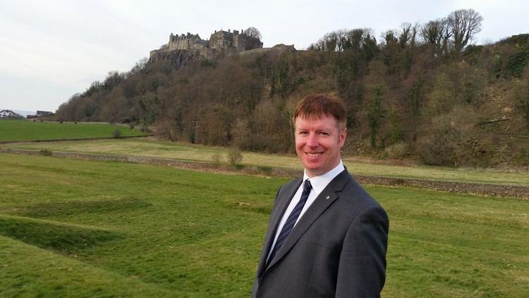 Steven Paterson Steven Paterson resigns Council role City of Stirling SNP