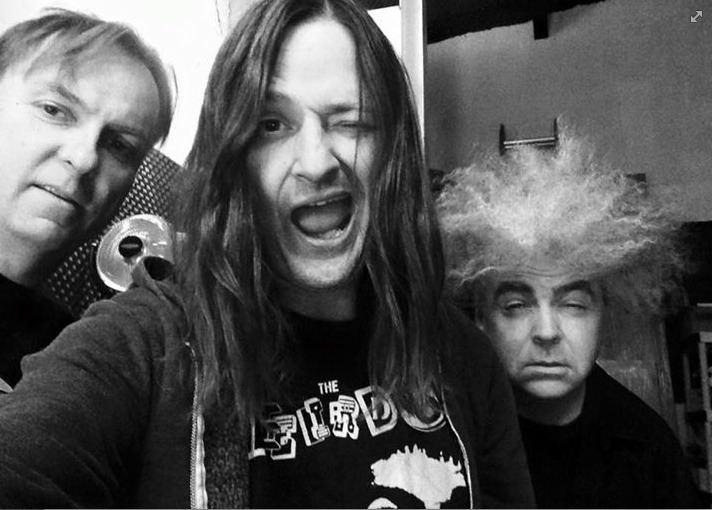 Steven Shane McDonald Melvins With Steven McDonald On Bass