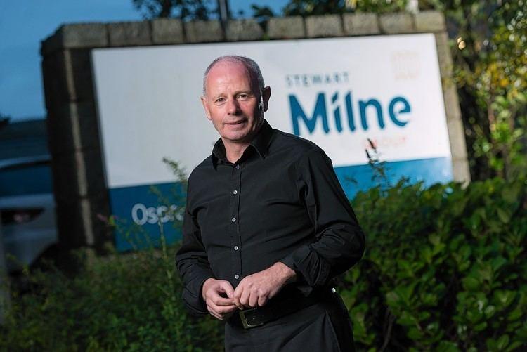 Stewart Milne Stewart Milne earnings top 1million last year Press and