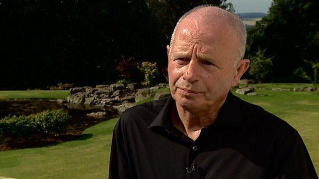 Stewart Milne BBC Sport Aberdeen Stewart Milne wants new stadium by 2017