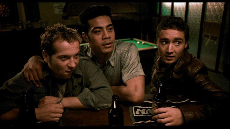 Stickmen (film) movie scenes Stickmen 2001