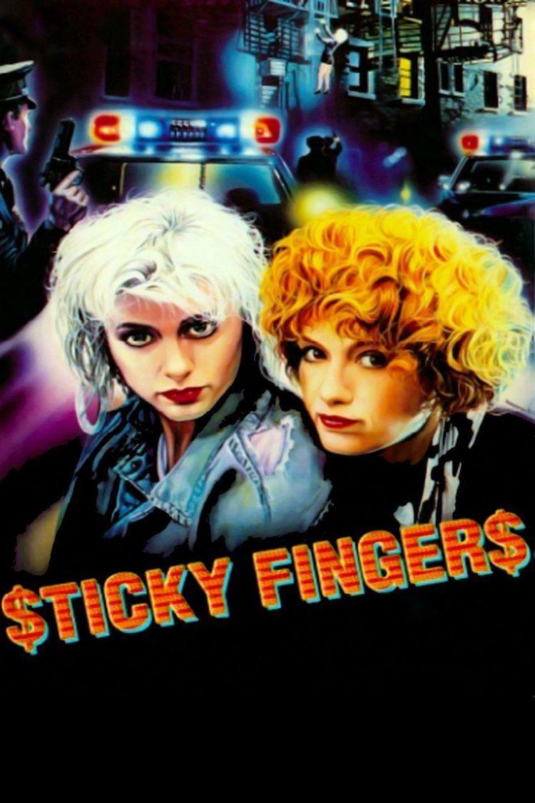 Sticky Fingers (1988 film) wwwgstaticcomtvthumbmovieposters10779p10779