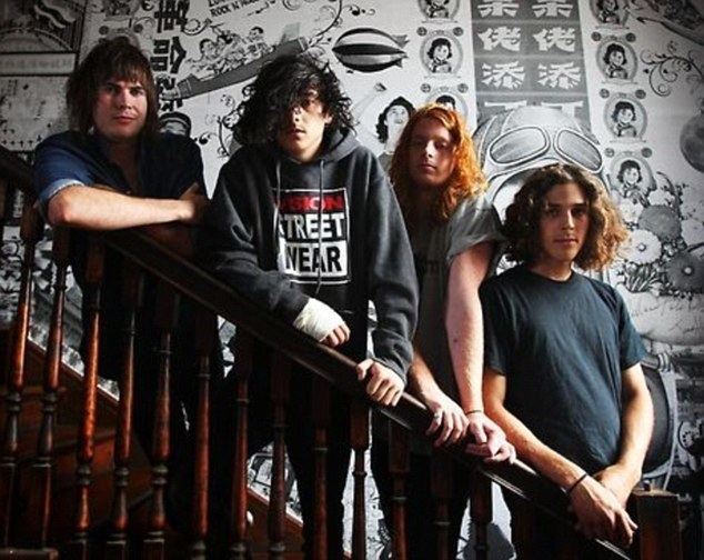 Sticky Fingers (band) Sticky Fingers criticised for 39disgusting39 behaviour after gig