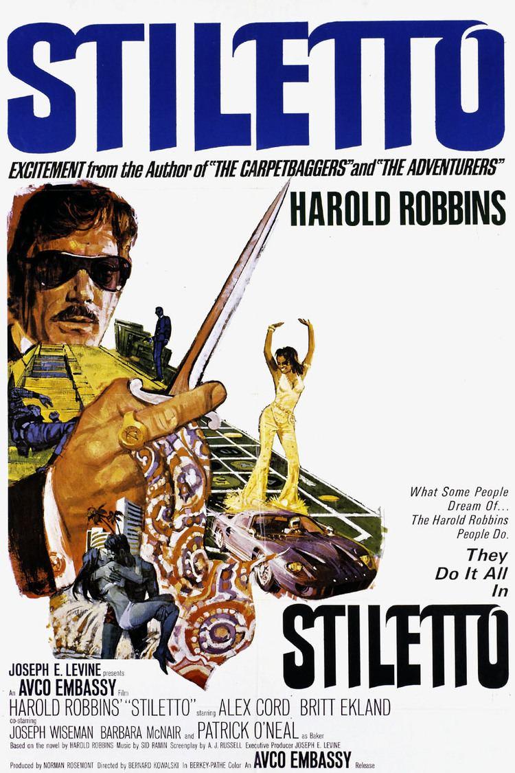 Stiletto (1969 film) wwwgstaticcomtvthumbmovieposters41964p41964