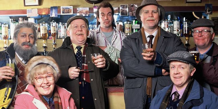 Still Game Still Game is back British Comedy Guide