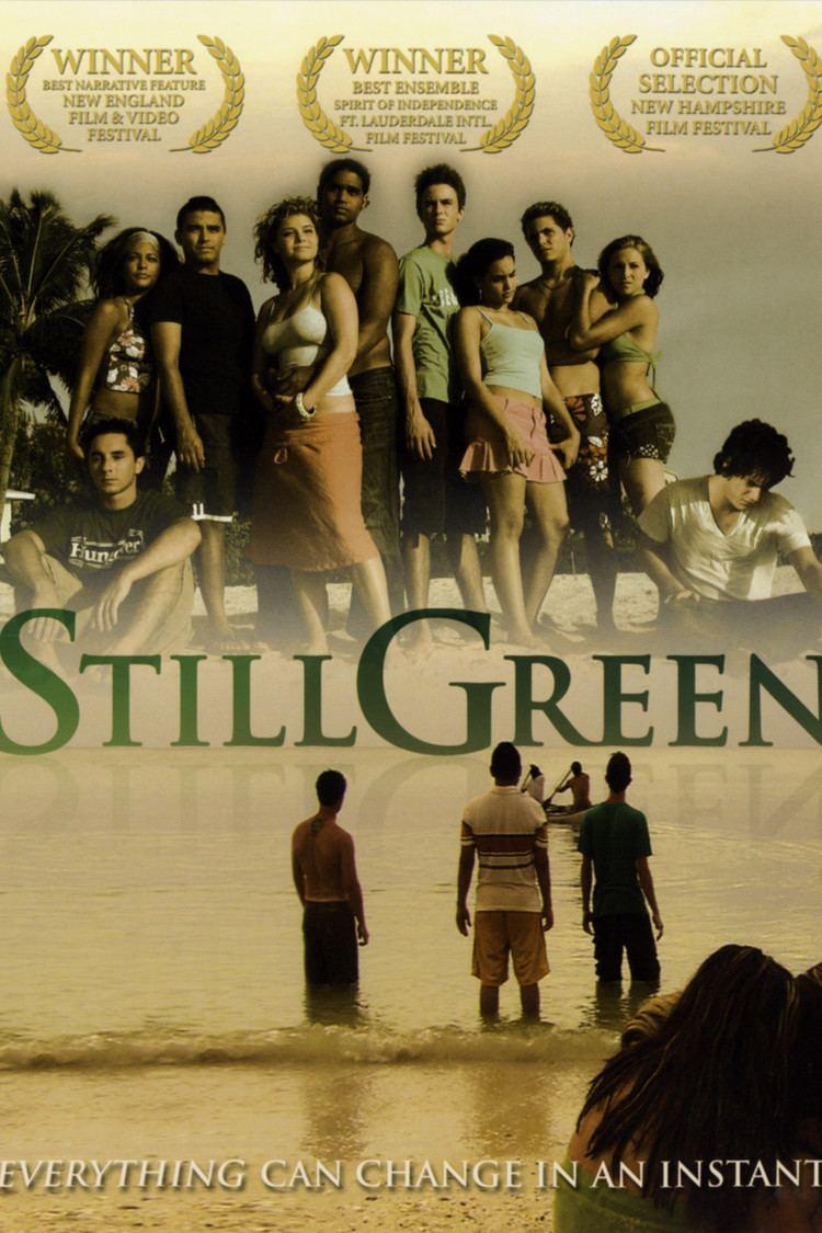Still Green wwwgstaticcomtvthumbdvdboxart3541108p354110