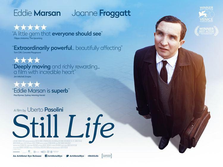 Still Life (2013 film) Still Life Curzon Artificial Eye