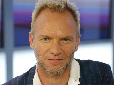 Sting (musician) Happy birthday Gordon Matthew Thomas Sumner Simpleinteresting