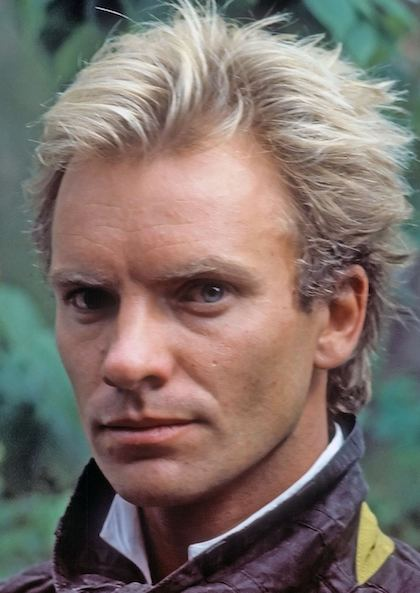 Sting (musician) Sting WORLD OF HARMONICA