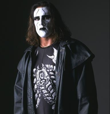 Sting (wrestler) Guys in Makeup STING WRESTLER