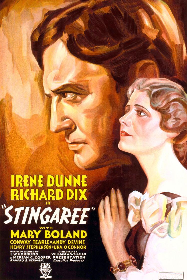 Stingaree (1934 film) wwwgstaticcomtvthumbmovieposters167524p1675