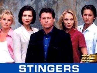 Stingers (TV series) Stingers AU ShareTV