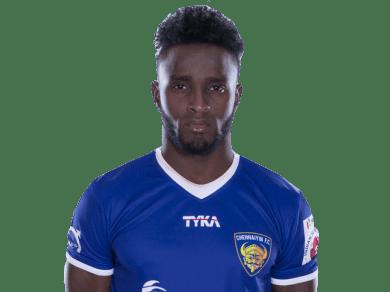 Stiven Mendoza John Stiven Mendoza Valencia Forward Chennaiyin FC