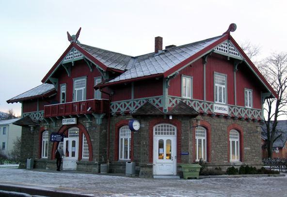 Stjørdal Station