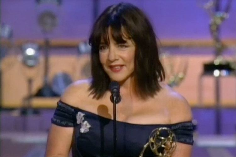 Stockard Channing Stockard Channing accepts the Emmy for Supporting Actress in a