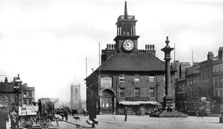 Stockton on Tees in the past, History of Stockton on Tees