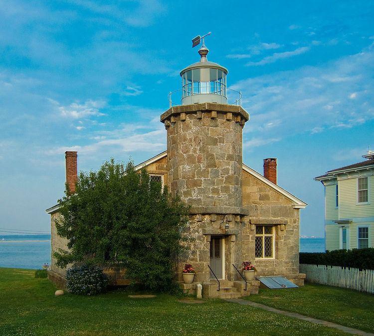 Stonington Harbor Light