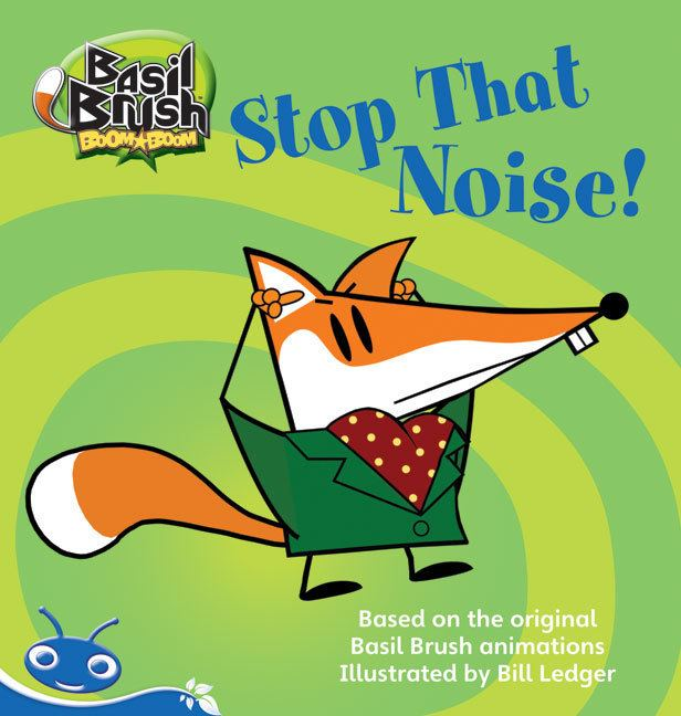 Stop That Noise Bug Club Level 9 Blue Basil Brush Stop That Noise Reading
