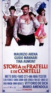 Storia de fratelli e de cortelli movie poster