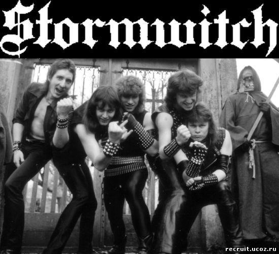 Stormwitch Stormwitch All Official Studio fulllength Discography1984 2015