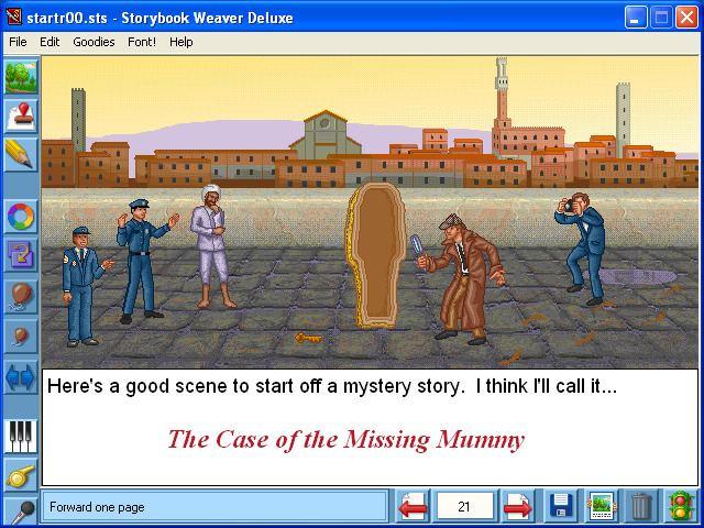 Storybook Weaver Deluxe 2004 Free Download