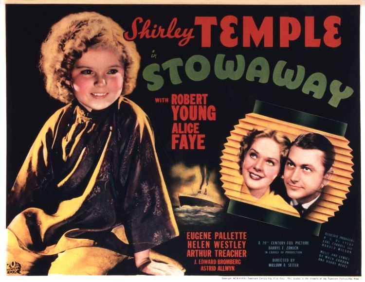 Stowaway (1936 film) Stowaway 1936