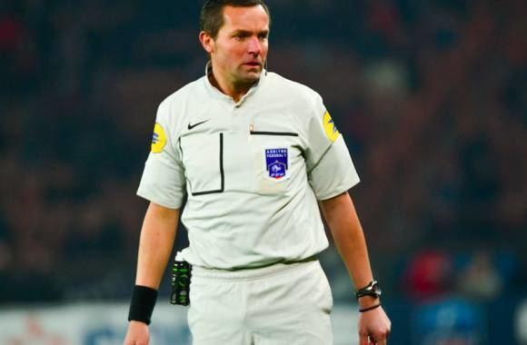 Stéphane Lannoy Lannoy prend un mois ferme plus quatre avec sursis Ligue 1 France