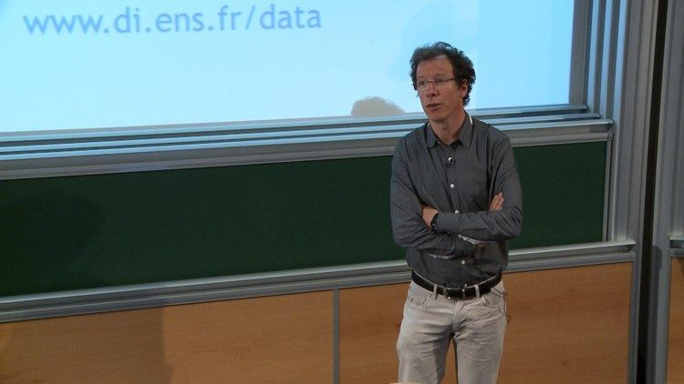 Stéphane Mallat Stphane Mallat Apprentissage par invariants en grande dimension