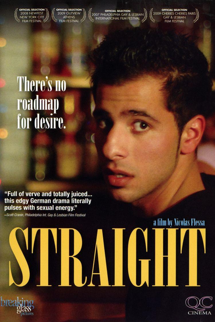 Straight (2007 film) wwwgstaticcomtvthumbdvdboxart8774255p877425