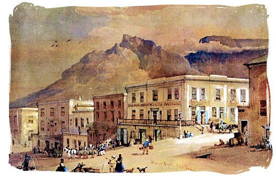 Strand, Western Cape in the past, History of Strand, Western Cape