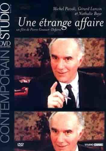 Strange Affair (film) Une Etrange affaire DVD GranierDeferre Pierre