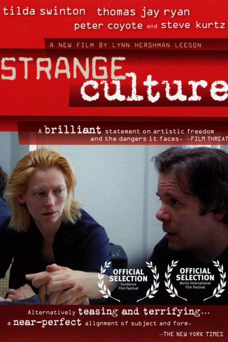Strange Culture wwwgstaticcomtvthumbdvdboxart169688p169688