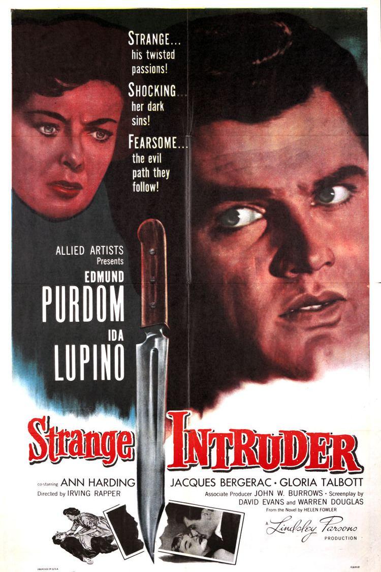 Strange Intruder wwwgstaticcomtvthumbmovieposters39511p39511
