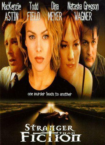 Stranger than Fiction (2000 film) Amazoncom Stranger Than Fiction Mackenzie Astin Todd Field Dina