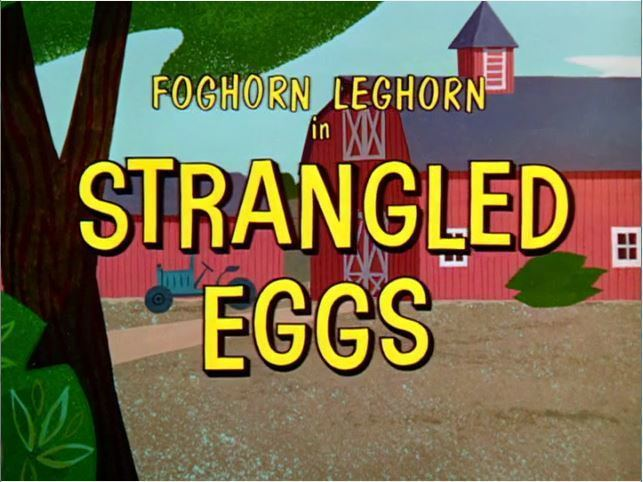 Strangled Eggs Merrie Melodies Strangled Eggs B99TV
